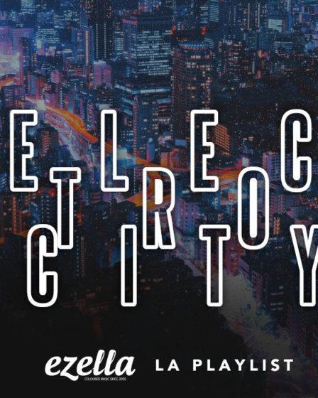 Artwork de la playlist du week-end 100 électro