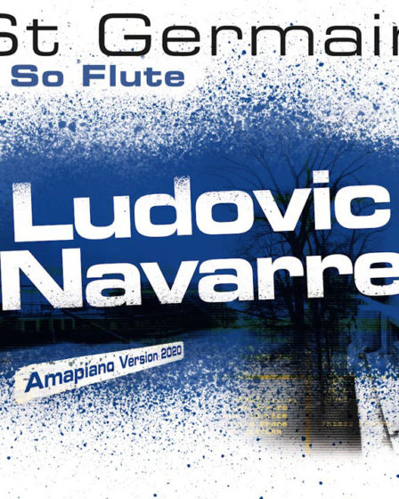 St Germain - So Flute (Ludovic Navarre Amapiano Version 2020)