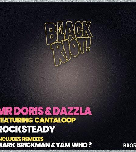 Disco-house music / Mr Doris - Rock Steady Ft Cantaloop - DJ Mark Brickman Remix